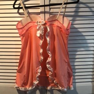 Other - Flirty coral Lingerie